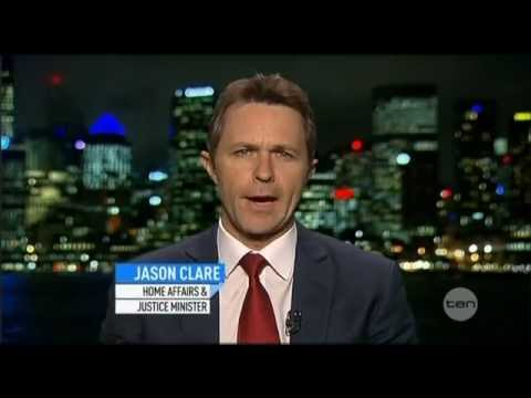 Illicit Drugs Data Report  - The Project (Channel Ten, 20/05/13)
