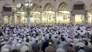 Madeenah #Tahajjud #Ramadan 1437 (2016) night 30 صلاة_التهجد من #المسجد_النبوي#