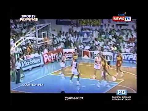 SPORTS PILIPINAS || Tribute to Bobby Ray Parks feat. Ray Ray Parks || 04/07/13