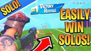 how to win more solos easy in season 7 console ps4 xbox tips and - how to win in fortnite season 7 solo