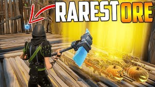 EXPOSING SCAMMERS #6 Scammer Has ''NEW RAREST ORE'' In Fortnite Save The World