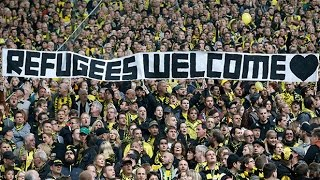 Breaking Refugees Germany Flood Public facilities Women Threatened Breaking News September 27 2016