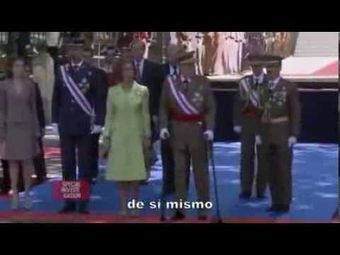 El video censurado de la monarquía española.