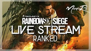 [GIRL] [LIVE] new update is today 9EDT | Rainbow Six Siege | RANKED |PLAYING WITH SUBS [PS4]