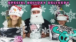 Special Holiday Delivery from Moose Toys - Wild Pets