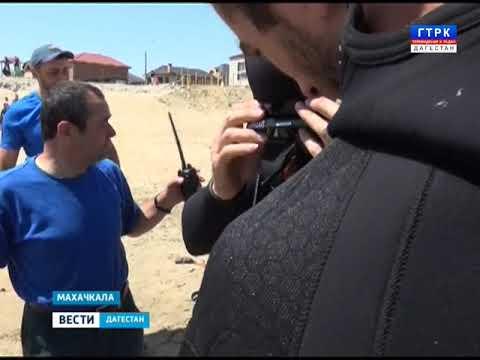 В Дагестане отметили 35-тилетие государственной инспекции  по маломерным судам  17.06.19 г