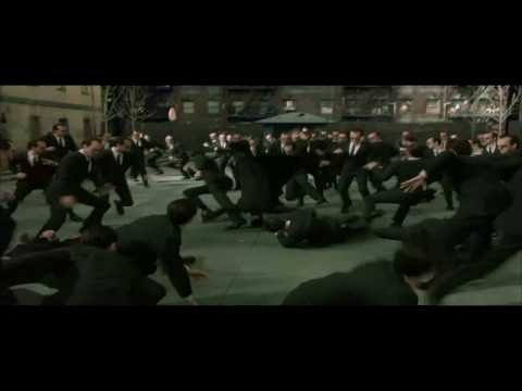 Matrix Reloaded - Mix Scenes [ITA - HD]