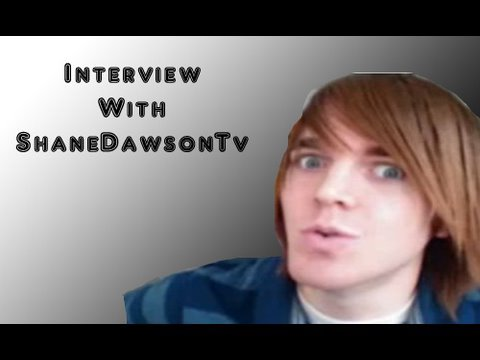 Interview with Shane Dawson! (Updated HD Version)