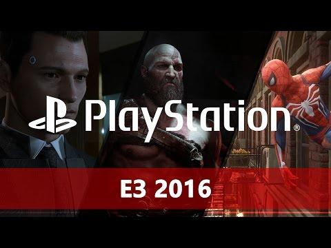 E3 2016: Sony - лучшая конференция за последние годы