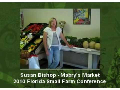 Meet Susan Bishop and the 2010 Small farms conference