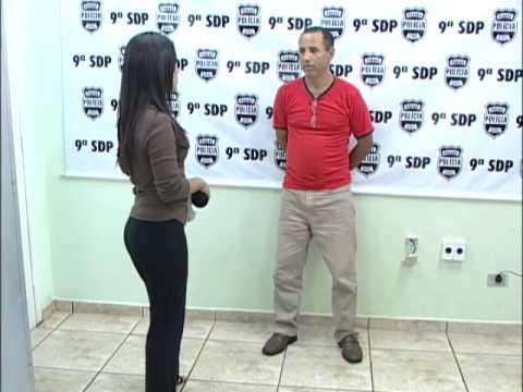 TV MARINGÁ - ACUSADO DE ESTUPRO