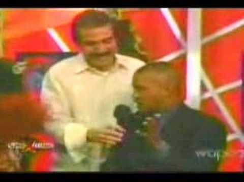 TITO TRINIDAD, DON KING Y LA COMAY Video