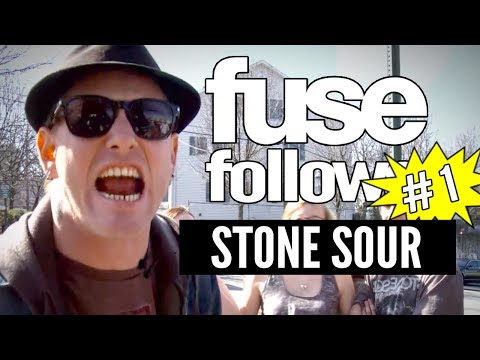 Stone Sour's Pre-Show: Black Coffee & Fan Calls - Fuse Follows