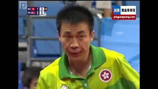 2008奥 运 会 男单第三轮 李静vs张成万 乒乓球比赛视频 完整版