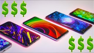 Best Phones To Buy At ANY Budget [Winter 18]!