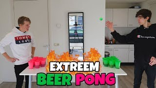 EXTREME BEER PONG CHALLENGE!