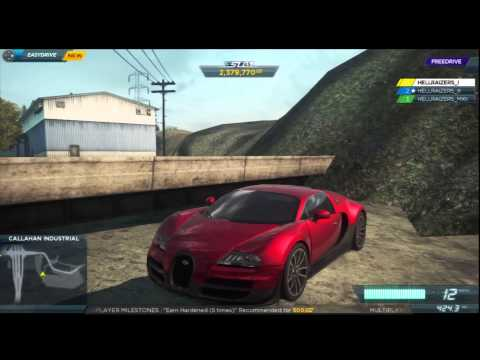 Need for Speed Most Wanted 2012 Glitches Tutorials By HELLRAIZERS