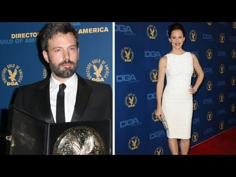 Ben Affleck Calls Wife Jennifer Garner