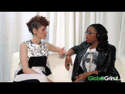 Kiesza Discusses New Song She Wrote For Rihanna, Joey Bada$$ Collab, &
