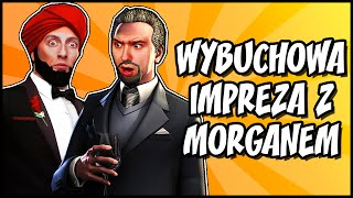 WYBUCHOWA IMPREZA Z MORGANEM FREEMANEM (Spy Party)