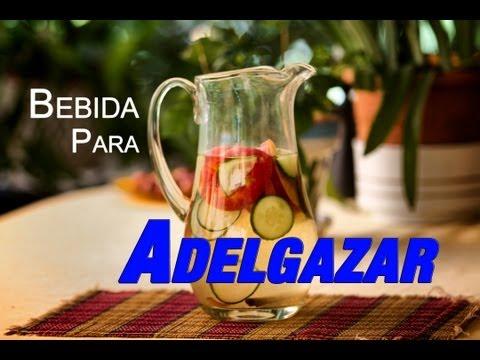 Bebida Adelgazante para Acelerar el Metabolismo