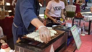 Japanese Street Food | Dango in New York City