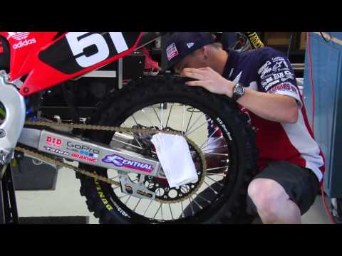 How To: Adjust and Lube Your Chain - TransWorld Motocross