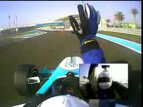 Abu Dhabi - YAS Marina F1 Circuit - F3000 Single-seater laps