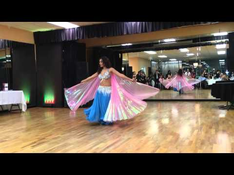 Tanya Yvonne - Belly Dance Wings