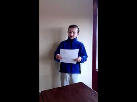 speech for 4th grade vice president | just b.CAUSE