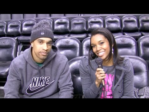 LOVE MONTH with Boston Celtics Courtney Lee