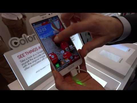 Lg Optimus G Pro - Video Anteprima by Tecnophone.it