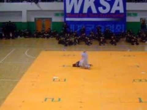 Kuk Sool Won Korean Championships - Monk Techniques Image 1