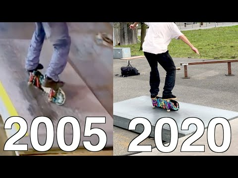 This Trick Hasn't Been Done In 15 Years | IMPOSSIBLE TRICKS OF RODNEY MULLEN