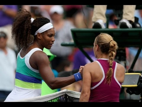 2013 Sony Open Tennis Day 7 Round of 16 WTA Highlights