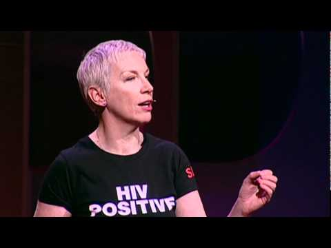 Annie Lennox TED Talk - TED Global 2010