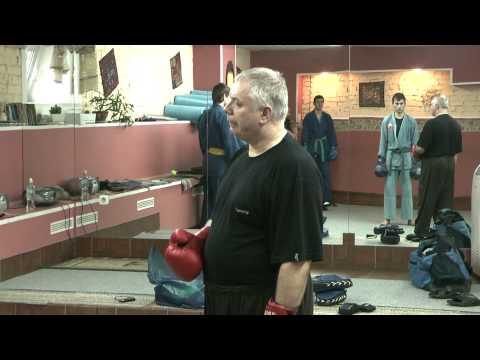 Уроки бокса с Александром Столяровым 6
