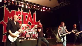 METAL CHURCH - Beyond The Black (Live)