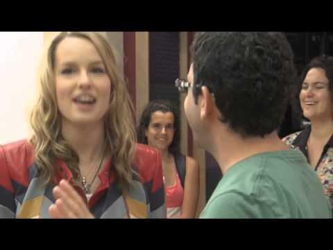Bridgit Mendler en Violetta 2