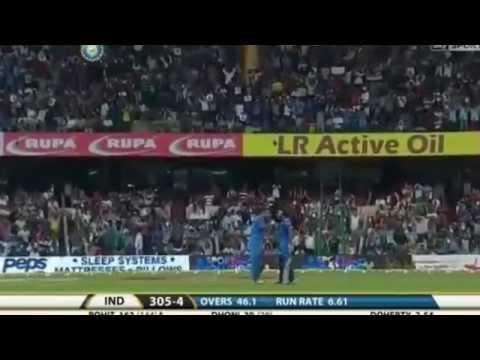 Rohit Sharma 209 knock !