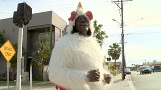 Swerved season 2 extra: What the heck is R-Truth doing in a chicken suit?