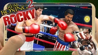 REAL BOXING 2 ROCKY APK  MOD + DATOS OBB