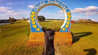 Helmet Cam: Simply Priceless (CIC3* | 2017 Ocala Jockey Club Three Day Event)