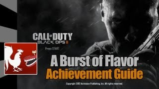 Call of Duty_ Black Ops 2 - A Burst of Flavor Guide