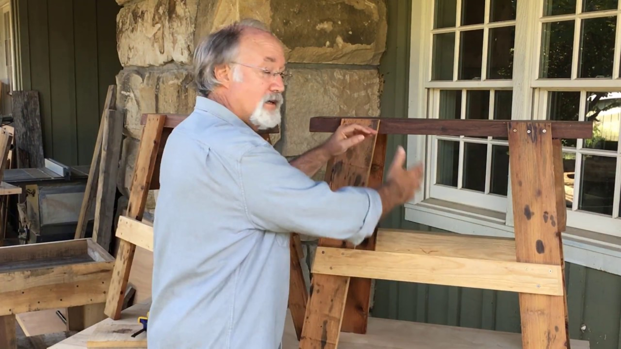 "Handmade House TV #35  Sawhorses Part II... a Builder's Best Friend""        ""       """