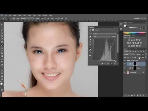 Cara Mudah Dodge dan Burn di Adobe Photoshop