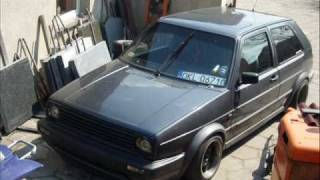 Kluczbork - VW Golf II GTI Edition One - Video Part 1