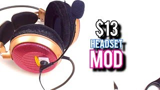 Turn Any Headphones Into A Gaming Headset For $13