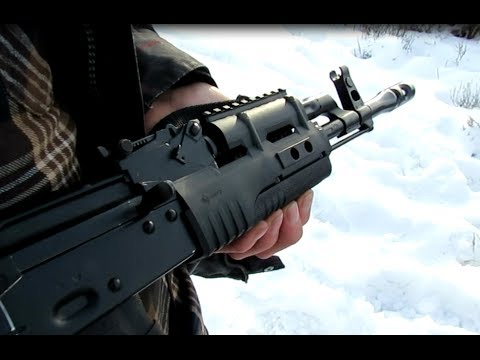 AMD-65 Handguard Problem SOLVED by Mission First Tactical - Rex Reviews