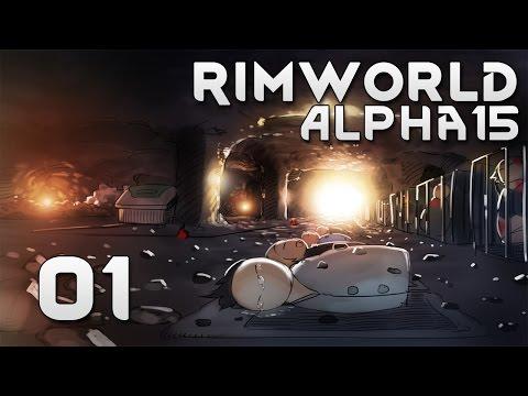 RimWorld Alpha 15 EXTREME: #1 - ТЕПЛЕНЬКАЯ БАТАРЕЯ!
